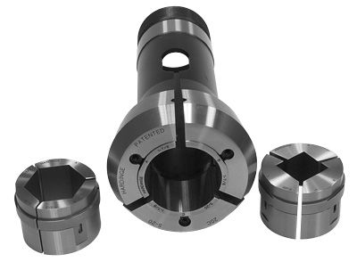 S Style Master Collet & Pads