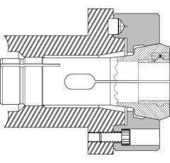 25C S-26 MASTER STEP CHUCK