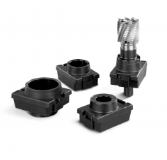 VDI 40 Tool Holding Inserts