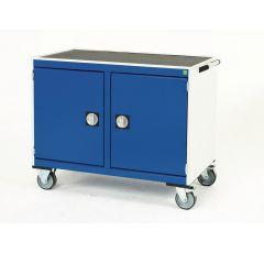 Wide Cupboard or Drawers, 2x600 Cupboard