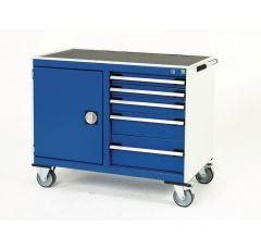 Wide Cupboard or Drawers, 2x75,1x150,1x200/600 Cupboard
