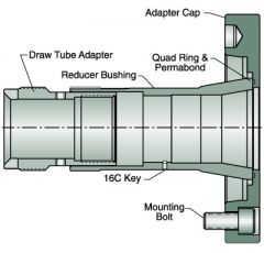 20C-16C ADAPTER ASSEMBLY