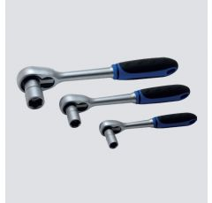 Wrench with ratchet function for MZE 80-36