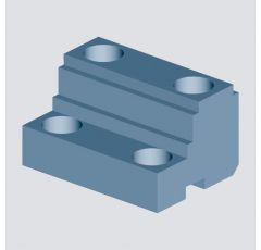 MZU 240-125, 2 Reversable stepped jaws