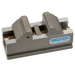 Spreitzer Mechanical Clamping Vice MZR 280-100, Base Jaws with Grip