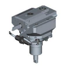 Slotting driven tool 25mm stroke H=65mm I=4:1 external coolant