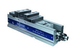 Rohm RKG-L Machine Vice, 125mm Jaw Width