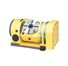 Compact Tilting Rotary Table - 5AX-201