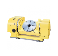 Compact Tilting Rotary Table - 5AX-350