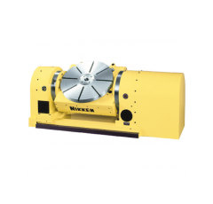 Compact Tilting Rotary Table - 5AX-550