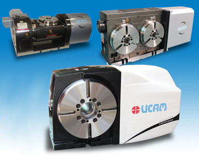 CNC Rotary Tables UCAM