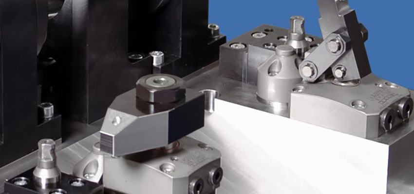 Universal Clamping System from Kosmek